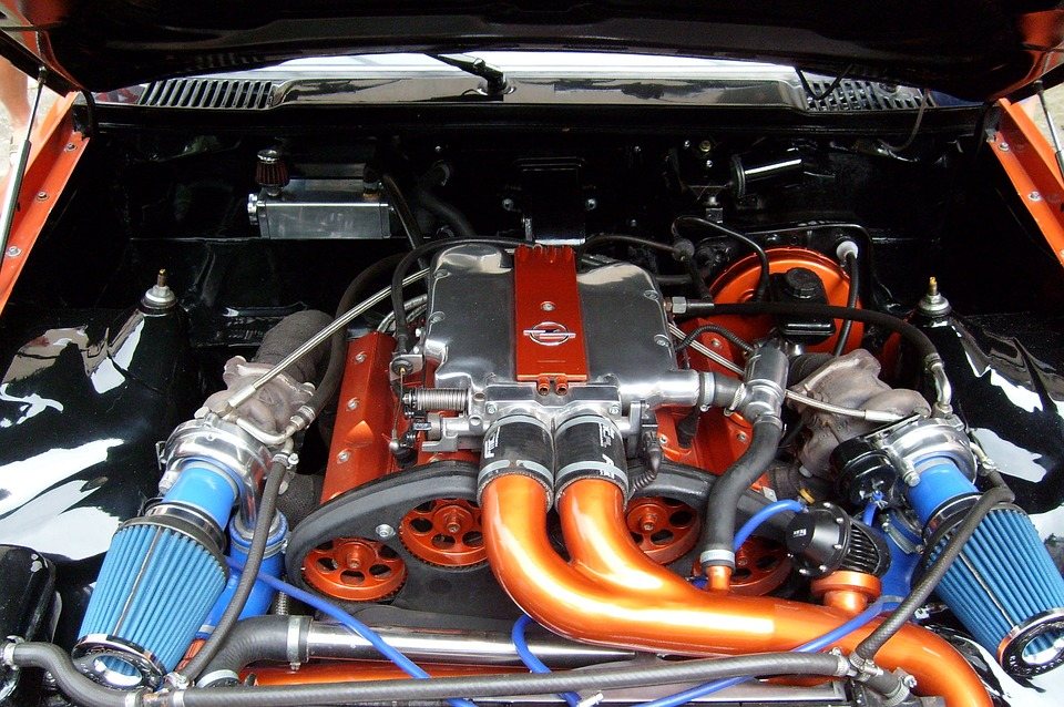 Car Engine Automotive Historic · Free photo on Pixabay