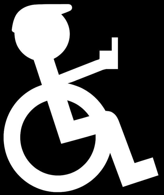Rollstuhl Logo Piktogramm · Kostenloses Bild auf Pixabay