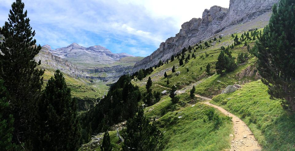 Na Šírku, Mountain, Vysoké Hory, Príroda, Pyrenees