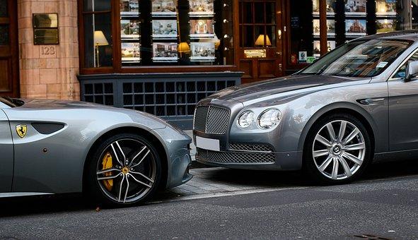 法拉利 Ff, 法拉利, 超级跑车, 现代, 车, 速度, 车道, 快, 马达