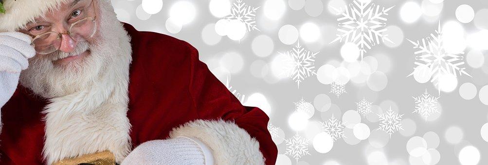 Christmas, Santa Claus, Claus, Santa