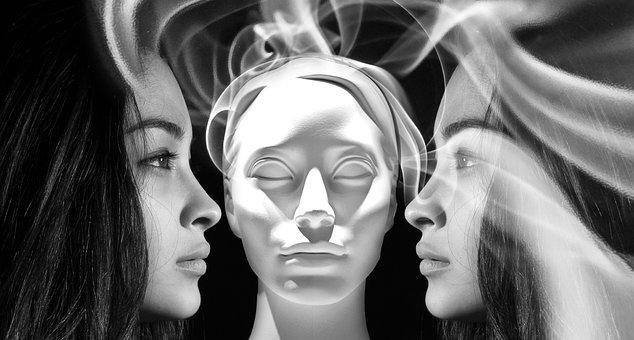 Body, Spirit, Soul, Religion, Woman