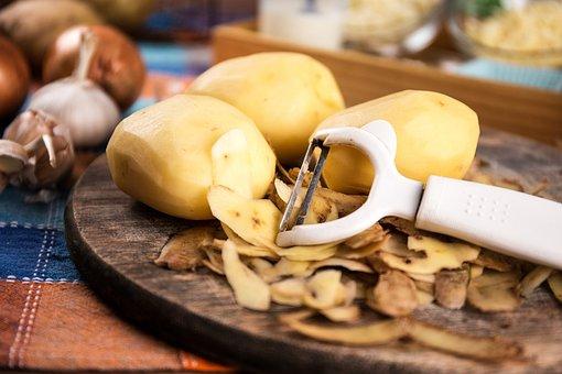 Pommes De Terre, Cuisine, Alimentaire