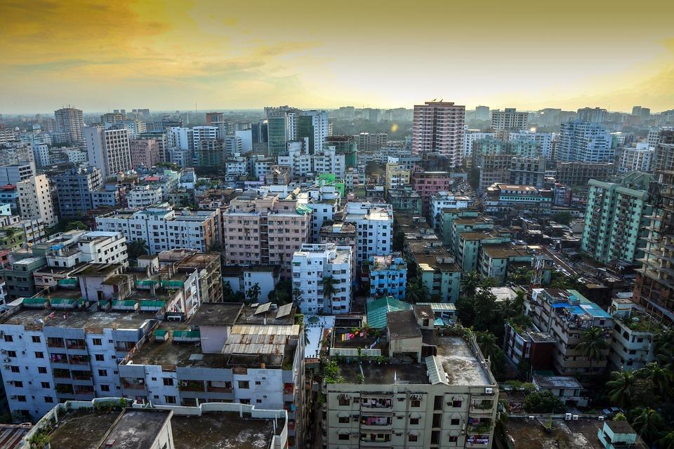 Банани, Dhaka, Bangladesz