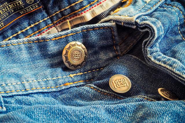 Jeans, Pants, Trouser Buttons, Clothing, Blue Jeans