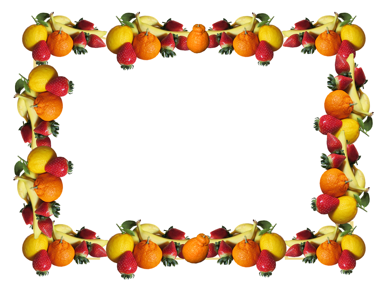 Картинки рамки фрукты