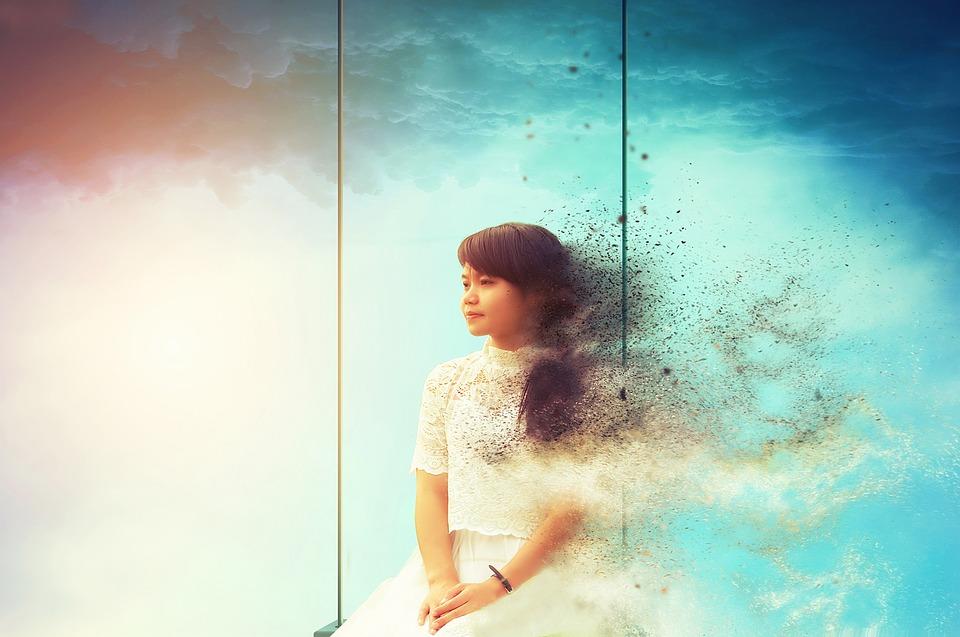 girl thinking free photo on pixabay
