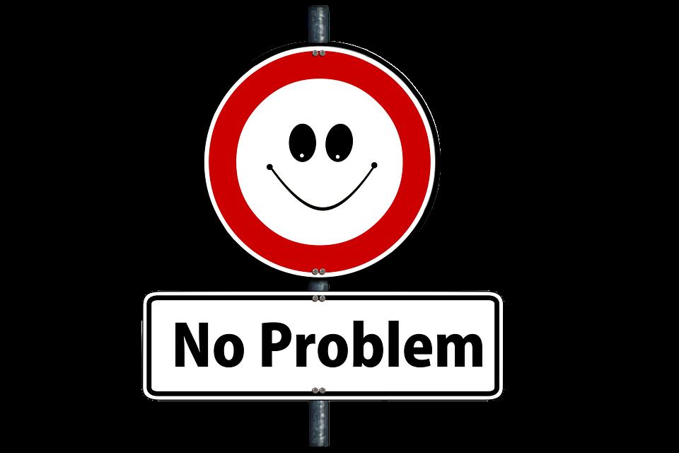 Problem, Smilie, Solution, Smile, Traffic Sign, Shield