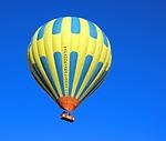 hot air balloon, turkey