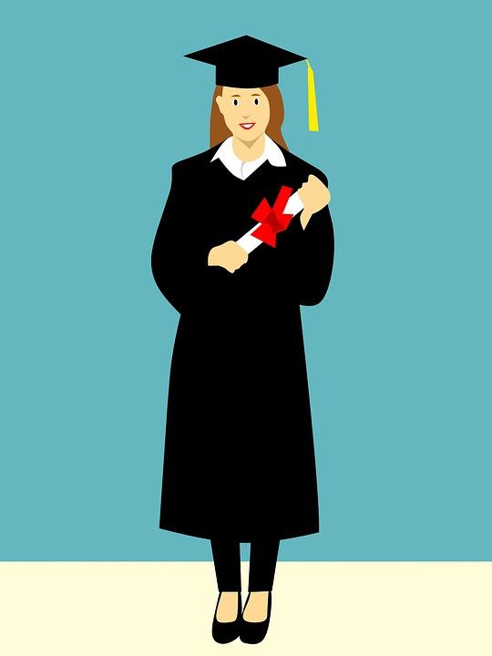 99f92e589ee7 Vysoká Škola Promócie Klobúk - Obrázok zdarma na Pixabay