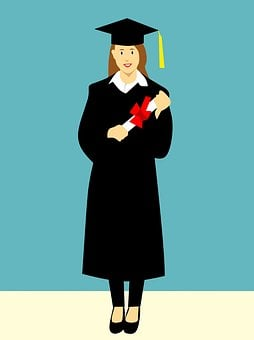 College Graduation Hat Cap Joyful