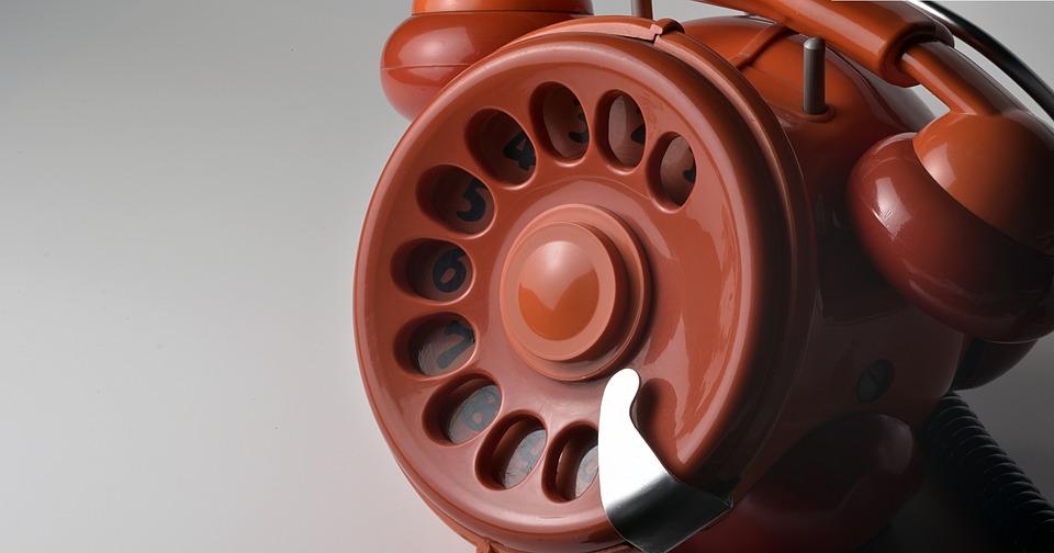 赤ヘッドフォン, ヴィンテージのヘッドフォン, 電話でのお洒落な