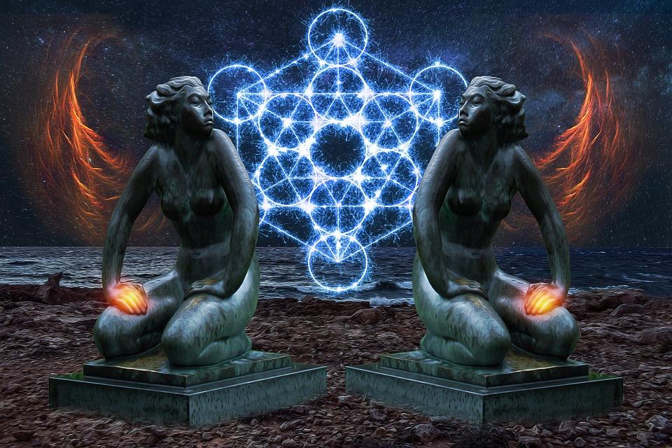 Dualiteit, Esoterisch, Meditatie, Evenwicht, Yin, Yang