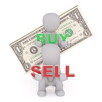 sell, buy, trade