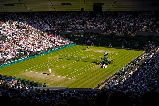 Wimbledon, Final, Tennis, Centre Court