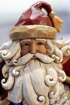 Santa Claus, Nicholas, Christmas