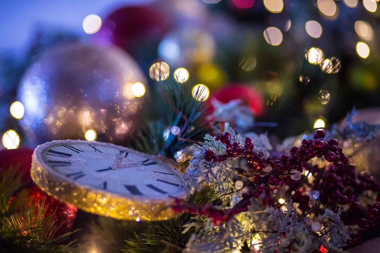 Новый год главный праздник страны