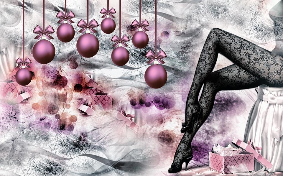 Geschenken, Kerstmis, Vrolijke Kerst, Vooravond
