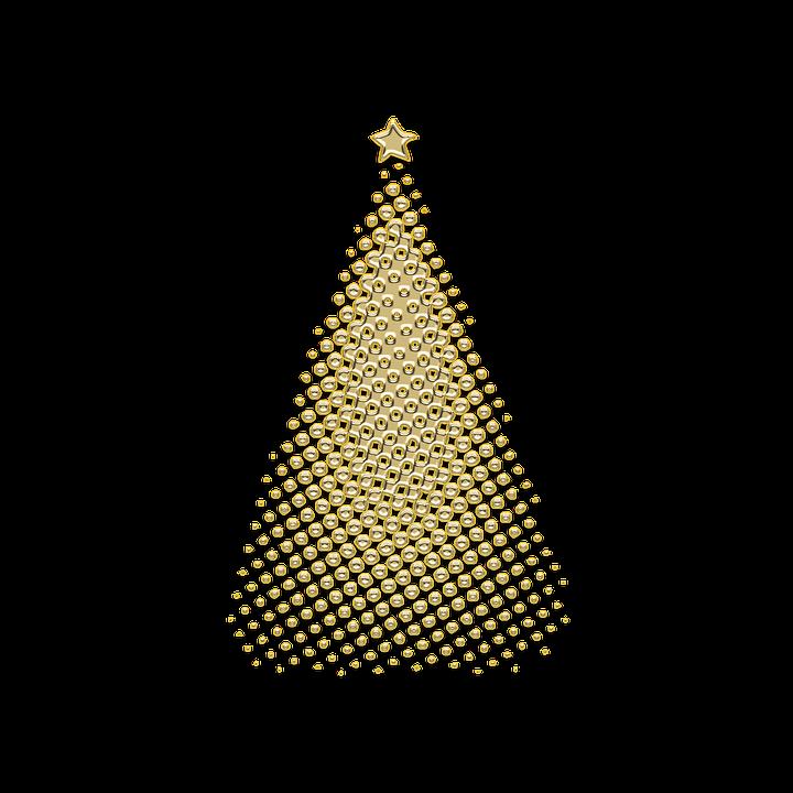 Albero Di Natale, Capodanno, Natale, Vacanze
