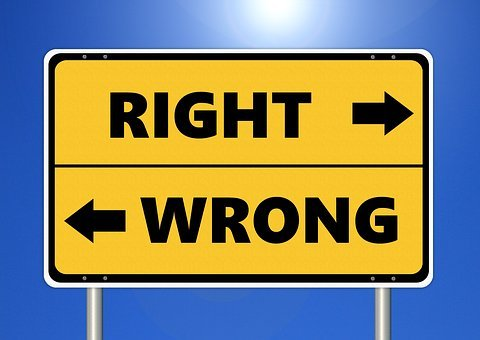 Ethics, Right, Wrong, Ethical, Moral