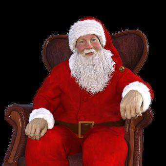 Santa Claus, Christmas, Nicholas, Advent