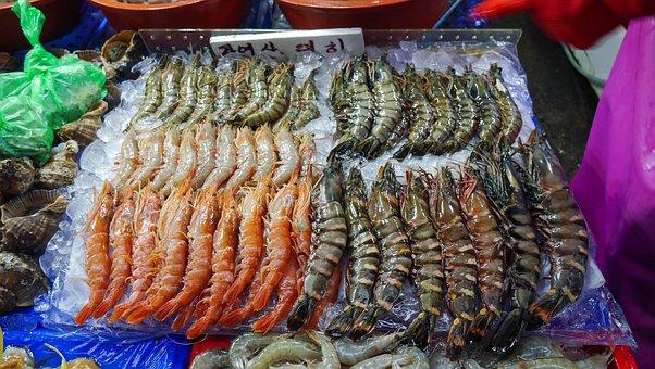 Китай будет гарнтировано импортировать креветок из Эквадора