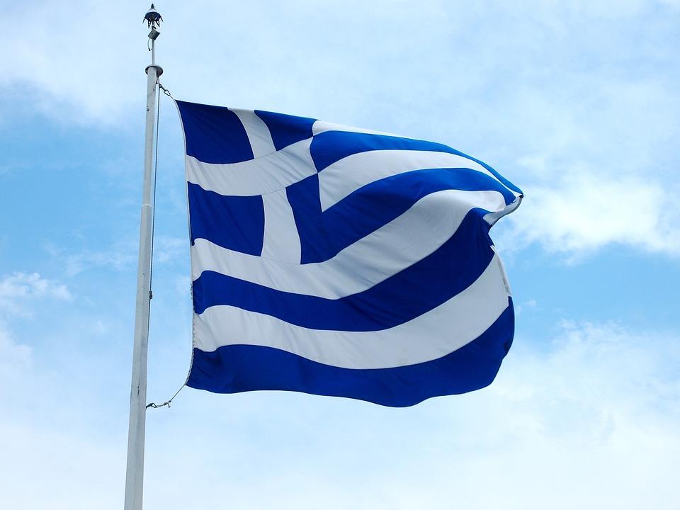 Kreikka Lippu