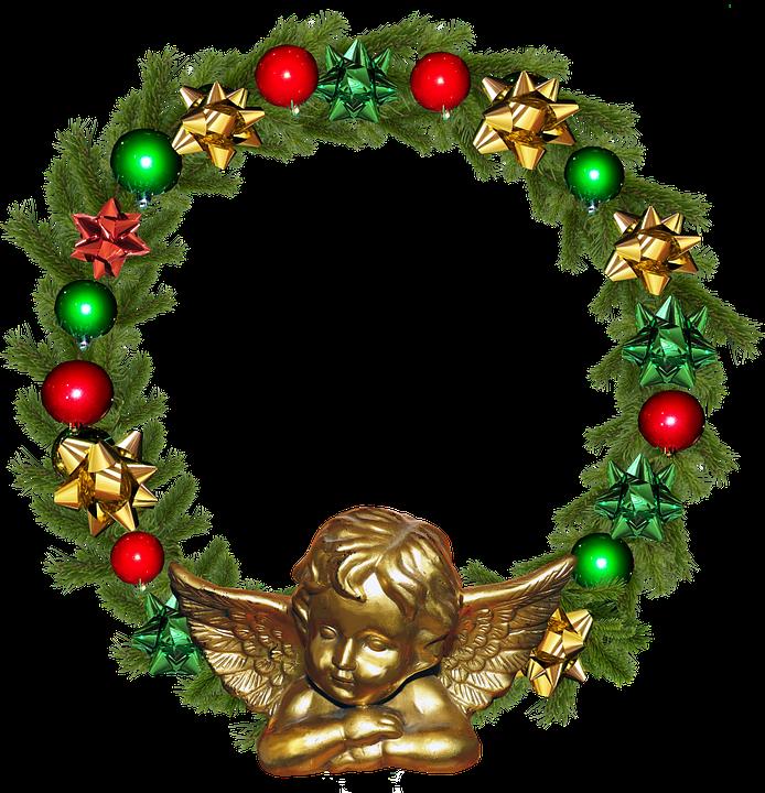 Marco Frontera Navidad · Foto gratis en Pixabay