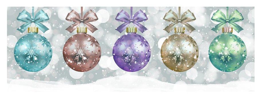 Christmas, Christmas Ornaments, Ball