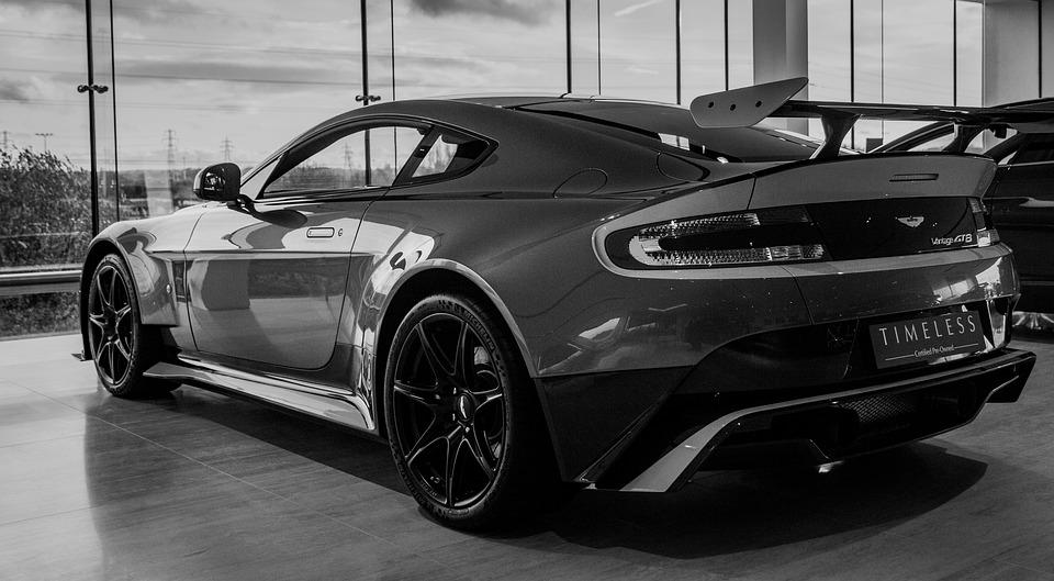 Aston Martin Vantage Gt8 Car Free Photo On Pixabay