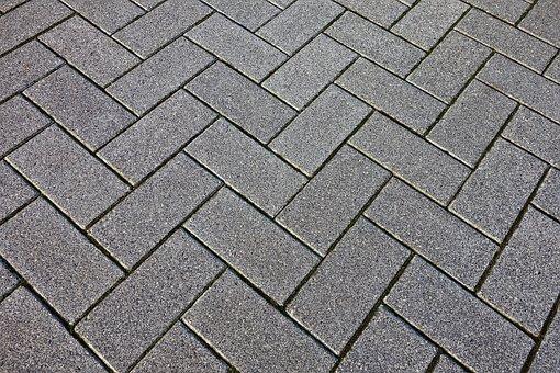 Paving Stone, Paving Brick, Street