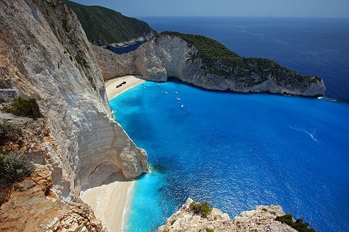 Zakynthos, Greece, Vacations, Sea