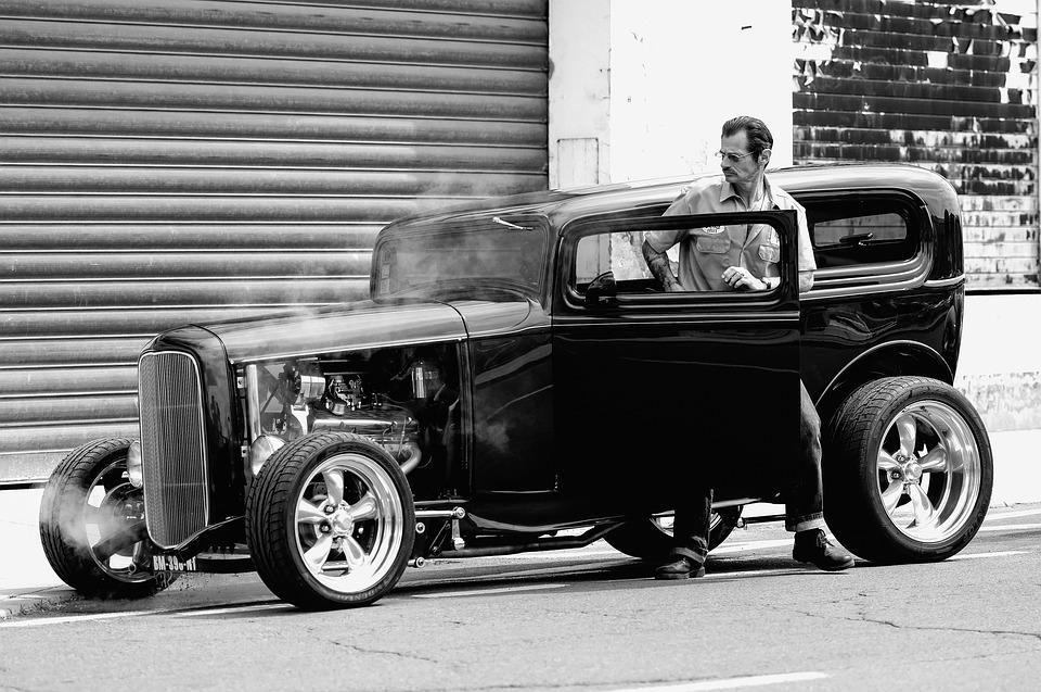 old car american car vintage sport automobile