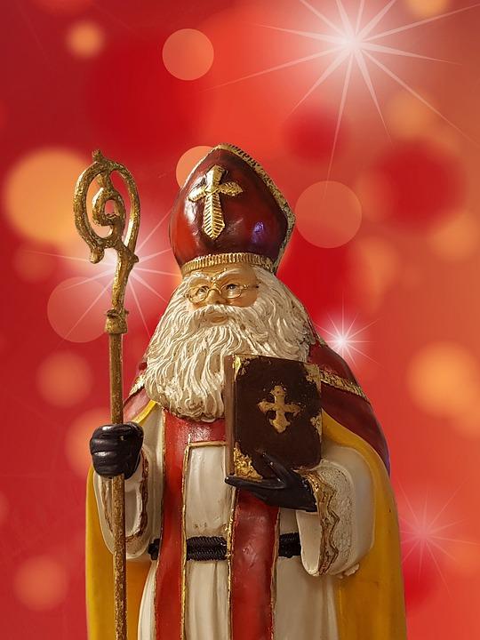 Картинки святой николай фото