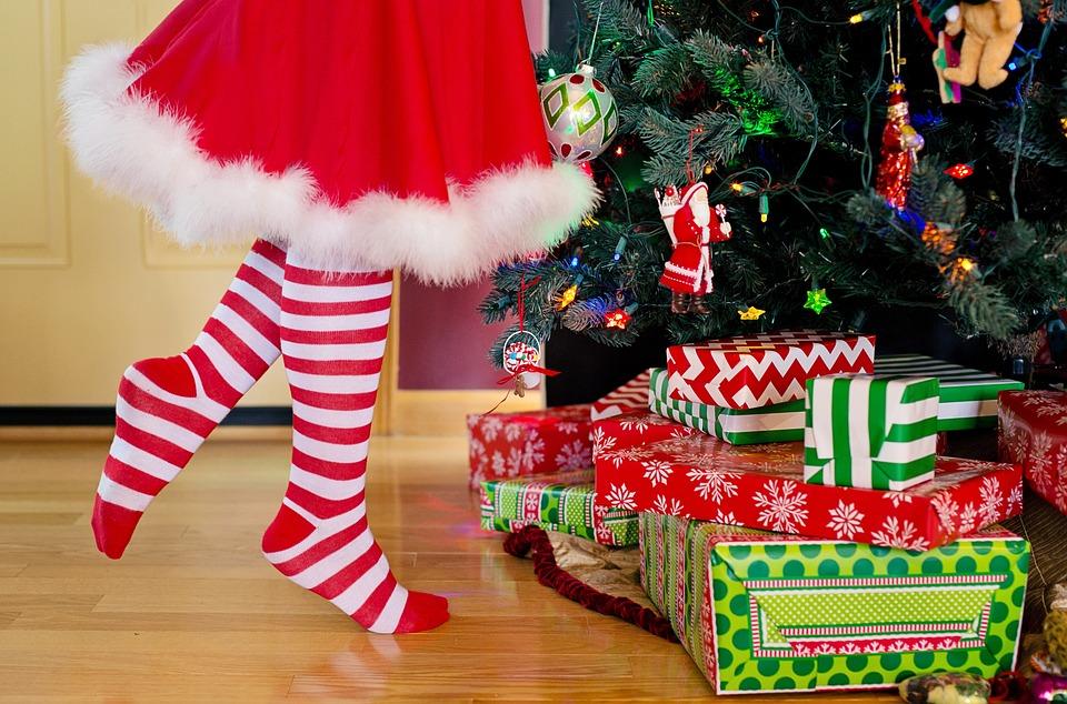 Украшения Рождественская Елка, Санта Женщина, Миссис