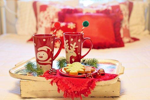 クリスマス, クリスマス ・ イヴ, ホットココア, ホット チョコレート