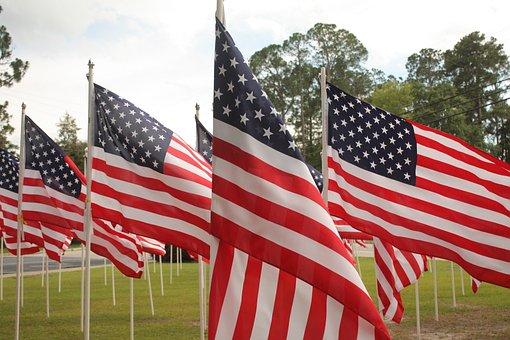 Salemburg, Nc, North Carolina, Flag