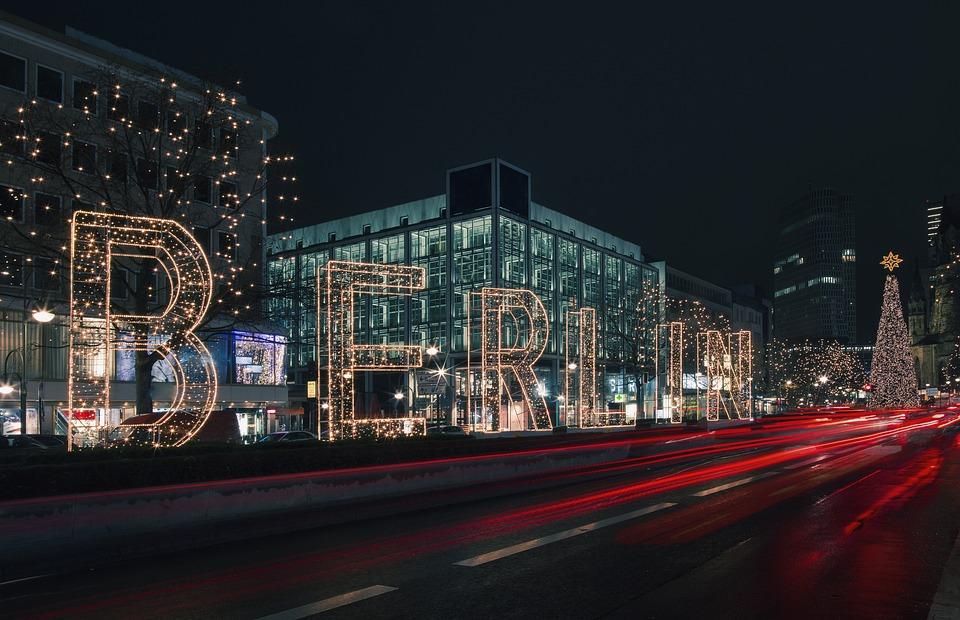 berliini joulu 2018 Berliini Kaupunki Font · Ilmainen valokuva Pixabayssa berliini joulu 2018