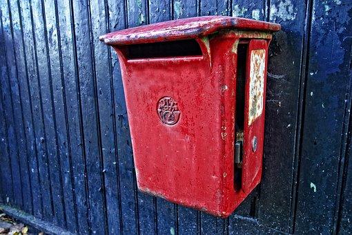 Mailbox, E Mail, Brief, Communicatie
