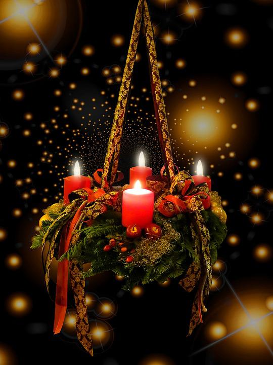 advent christmas time free photo on pixabay