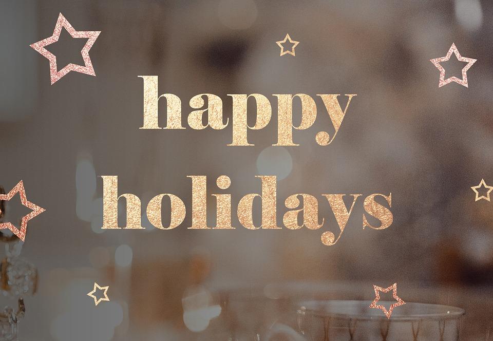 Happy Holidays, Holiday, Greeting, Happy Holidays Card