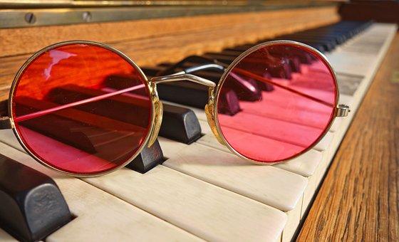 розовый цвет очки
