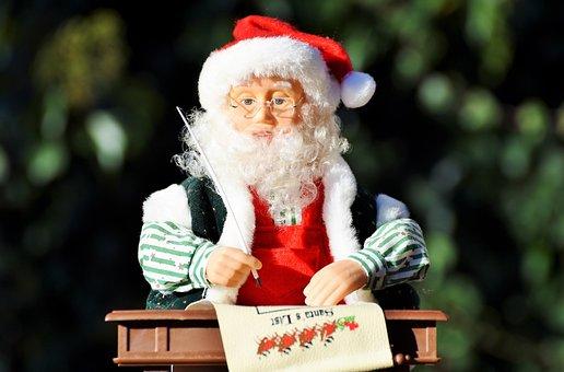 Nicholas, Santa Claus, Christmas
