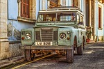 land rover, car, vehicle