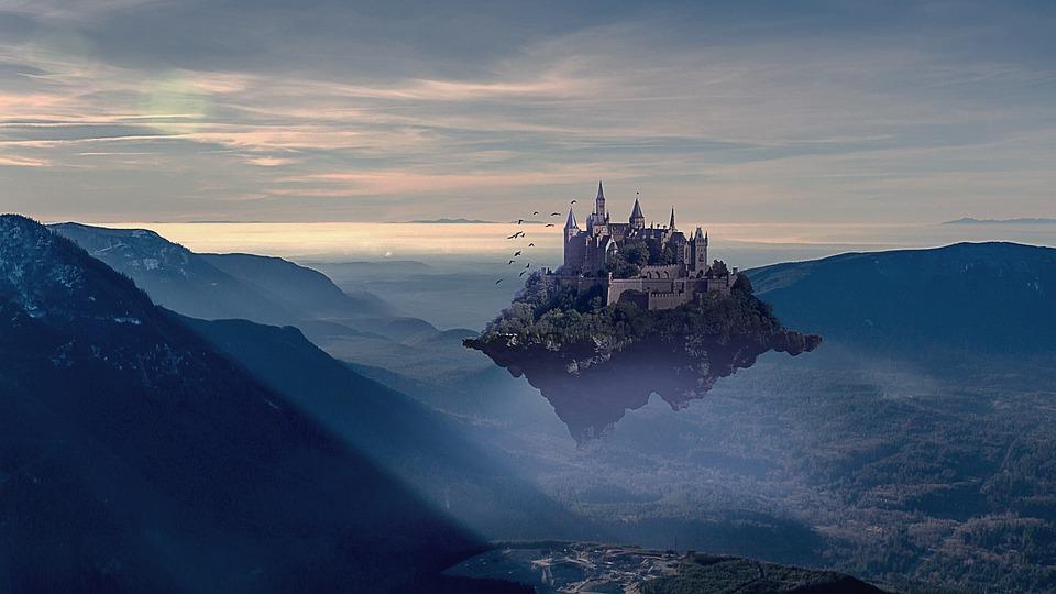 Wallpaper Mountain Photoshop Designs Digital Art