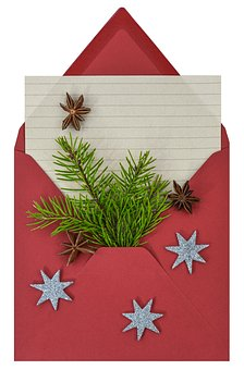 Wishes, Christmas, Letter, Holiday