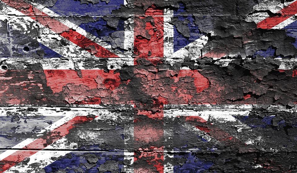 Großbritannien, Flagge