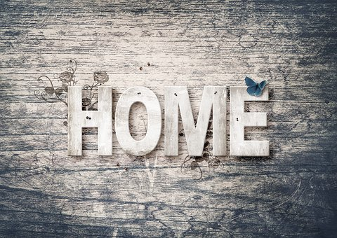 Home, Wood, Grunge, Art, Decoration