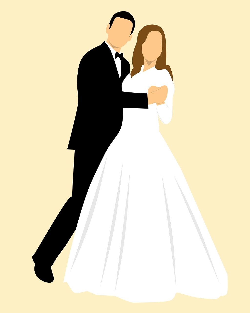 Смешные рисунки жениха невесты