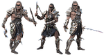 barbarian, warrior, knight